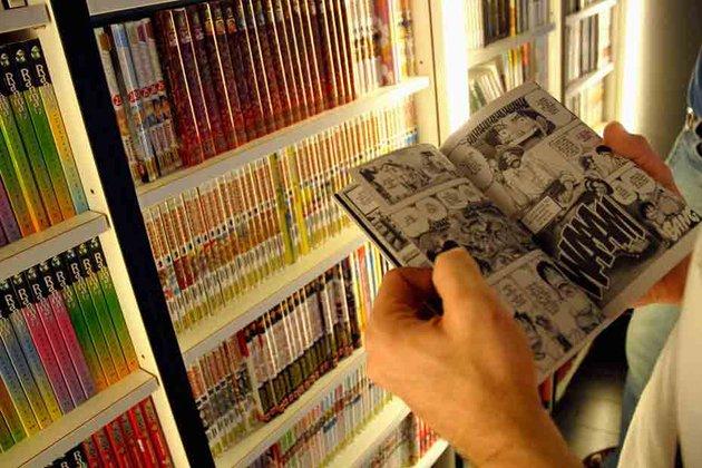 livre manga paris